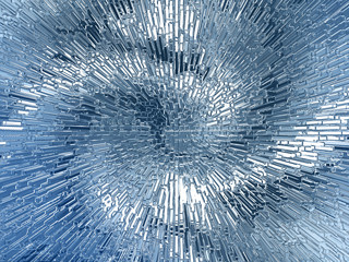 Crystal texture