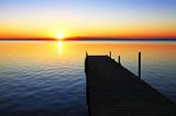 camino hacia el sol