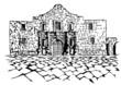 the Alamo - 20829381