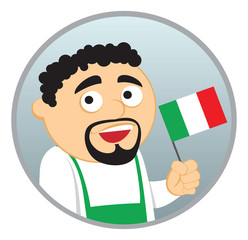 Man from Italy. See more  nationalities in my portfolio.