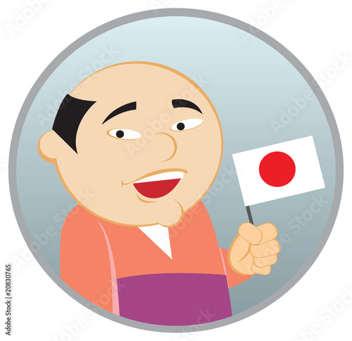 Man from Japan. See more  nationalities in my portfolio.