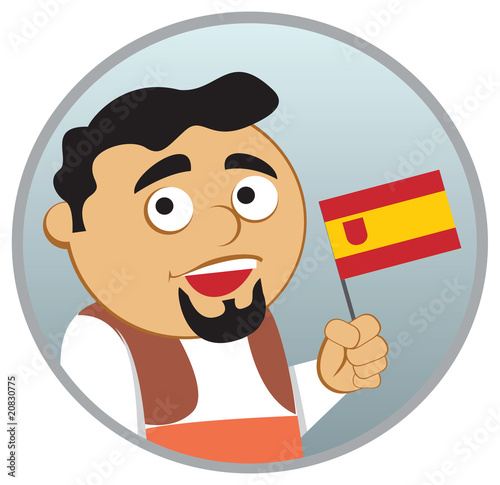 Man from Spain. See more  nationalities in my portfolio.