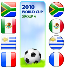2010 World Cup Group A