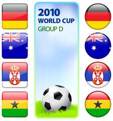 2010 Soccer Championship Teams