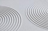 Fototapety Sand, Kreise, Gleichgewicht