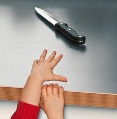 Kinder und Gefahren