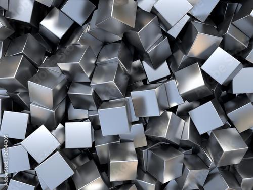 Stahlwuerfel