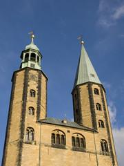 Wahrzeichen in Herzens Goslar