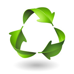 Recycling Leaves Rotate