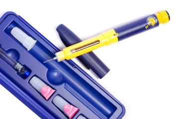syringe pen personal kit