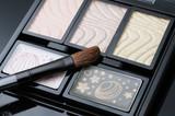 Make up eyeshadow poster