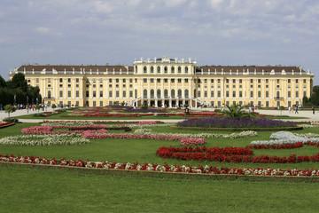 Wien - Schloss Schönbrunn - Parkanlage