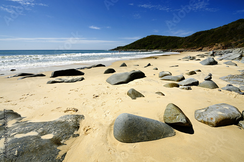 Granite Bay im Noosa National Park