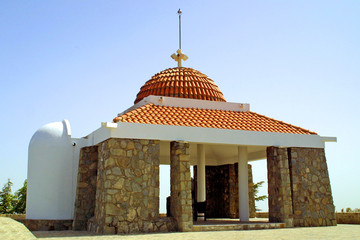Tomb of Archbishop Makarios III, Throni, Cyprus