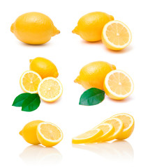 collection of lemon images