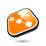netzwerk administrator zeichen system symbol poster