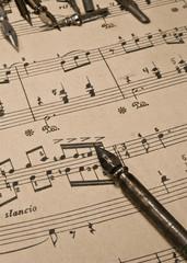 Scrivere musica