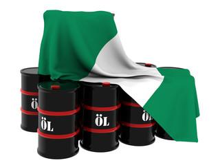 Öl aus Nigeria