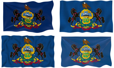 Flag of Pennsylvania