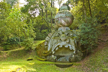 Bomarzo - Viterbo - Parco dei mostri