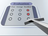 Evaluation poster