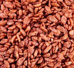 Chocolate grains
