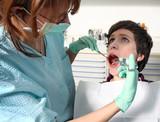 Spritze Betäubung beim Zahnarzt poster