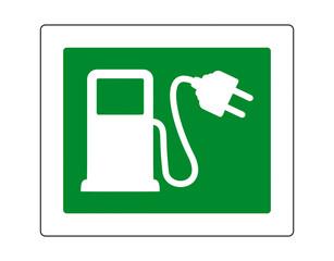 Auto-Strom Tankstelle Version 4