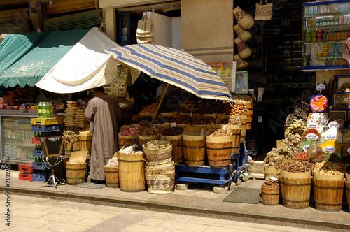 Mercato di Assuan - 20895507