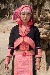 Hmong von Laos