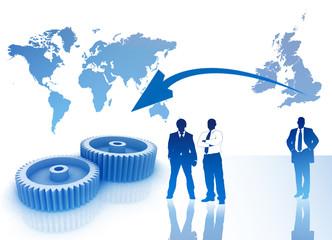 Global Teamwork / Delegation