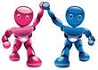 Couple de robots