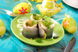 herring rolls   for easter