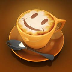Happy Capuccino