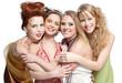 four beautiful girls