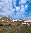 spring mountains landscape