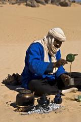 Algérie, randonnée dans la Tadrart rouge