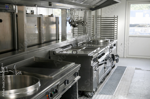 Fotobehang Koken Küche2