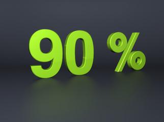 BIO-Percent , 90