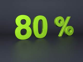 BIO-Percent , 80