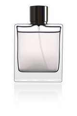 Vector Perfume Bottle