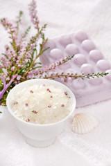 Lavender spa..