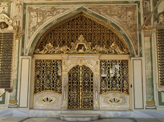 Ornate Doorway Istanbul