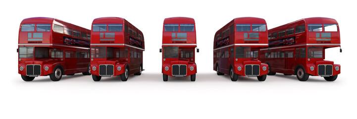 London bus depot