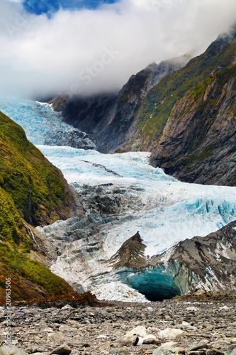 Franz Josef glacier, New Zealand - 20963506