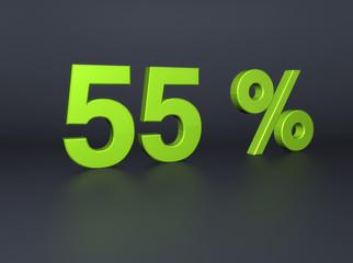 BIO-Percent , 55