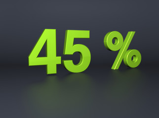 BIO-Percent , 45