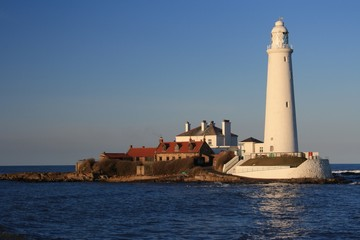 Whitley Bay - St. Mary's Lighthouse