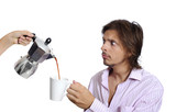 Caffeine? poster