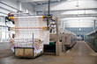 Printing and dyeing industry